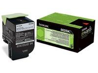 Lexmark 80C2SK0 toner black for laser printer