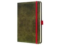 Notitieboek Sigel Conceptum Vintage A4 lijn bruin