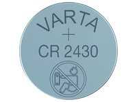 Pile bouton Varta CR2040 lithium blister 2 pièces