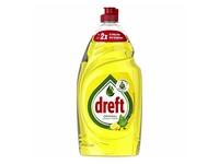 Afwasmiddel Dreft citroen 890ml