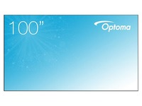 Optoma ALR101 - projection screen - 100