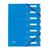 rekkermap parafeermap documentmap met rekkers klasseermap met vakjes map met gekleurde tabbladen en elastieken
