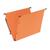 oranje hangmap voor kasten