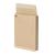 bruine enveloppe met balg